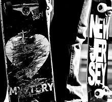 skaters: In Jersey by amey fischer
