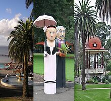 My town - Geelong by Deb Gibbons