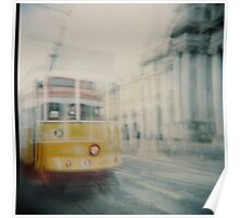 tram no.28 Poster