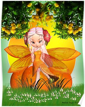 Citrus Fairy by Moonlake