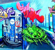 Graffiti in the City by ShellyKay