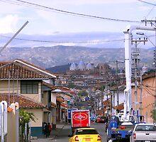Cuenca Snapshot by Al Bourassa