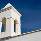 Belfry, Lanzarote by Mark Lancaster