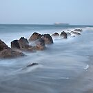 Evening at the North Jetty 3 by Charlie