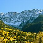 Snowy Tops - Durango, Colorado by jiggy