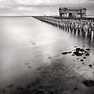 Princes Pier #3 by Christine  Wilson Photography