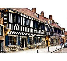 St William's College  -  York. Photographic Print