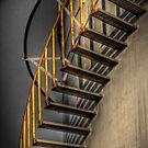 Stairway by Ant Vaughan