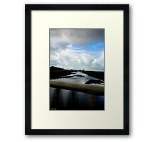 Motion Framed Print