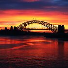 Harbour Sunrise by Gallimorestudio
