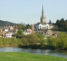 The Beautiful Ross-on-Wye by missmoneypenny