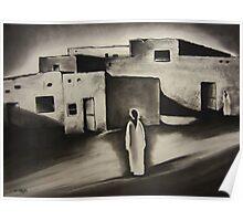 Nubian Village Poster