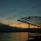 """""""Sunset Cove II, Madison Wisconsin, 2010"""" by Brad Starks"""