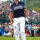 Henrik Stenson Chipping the Ball - NGC2009 by RatManDude