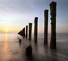 Yorkshire's East Coast Guardians by SteveMG