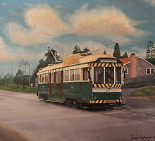 Heading for Sebastopol by Joseph Spinella