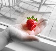 Care For A Strawberry? by L.D. Bonner