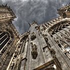 Duomo di Milano  by Bel Jones