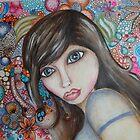 Floral Fantasy by linziloo