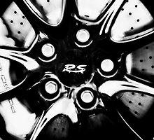Porsche 997 GT3 RS (Detail) by SupercarArt