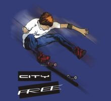 CITY FREE by Eleni dreamel