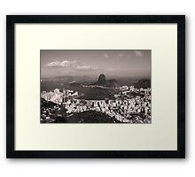 Rio de Janeiro: Simply Marvelous Framed Print