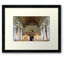St Lawrence Spoof Framed Print