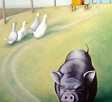 Animal Farm by Arlene Kline