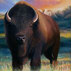 """Buffalo Spring...coming of age"" by Charles  Wallis"
