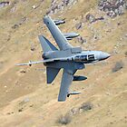Lowflying Tornado in The Welsh Hills April 2010 by Barry Culling