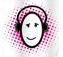 Happy DJ Poster
