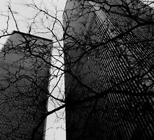 World Trade Centre by Lazereth-Art