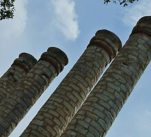 Smoke Stacks by Rena Neal