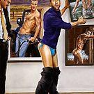 On Display, Starring Michael Breyette by Paul Richmond