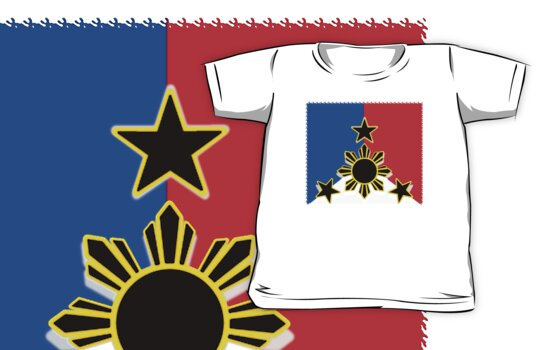PINOY_FLAG by S DOT SLAUGHTER