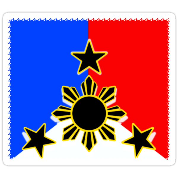 PINOY_FLAG by SOL  SKETCHES™