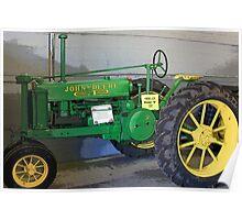 1935 John Deere Tractor, Model B Poster