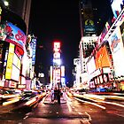 Times Square  by Andrew & Mariya  Rovenko