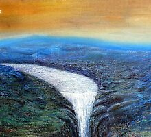 Waterfall Gully by Pam Amos