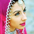 Beautiful Bollywood Dancer by Rosebuds