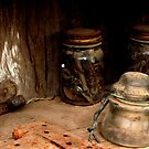 La Vieja Jars - Mesilla by Larry3