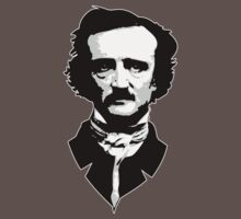 Edgar Alan Poe by synaptyx