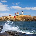Nubble light by bettywiley