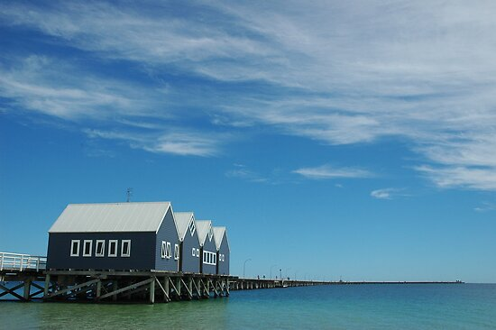 Busselton Jetty by Kylie Roberts
