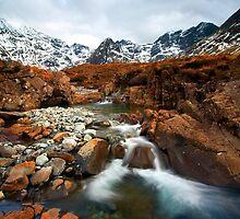 Faerie Cascades by Jeanie