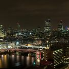 Blackfriars Panorama by Martin Finlayson