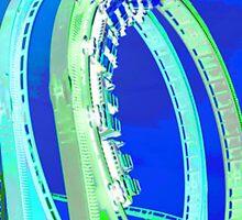 Roller Coaster by Klaus Offermann