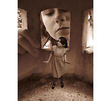 'Someone's watching me..' Photographic Print
