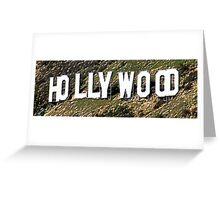 Plastic Hollywood 0786 Greeting Card