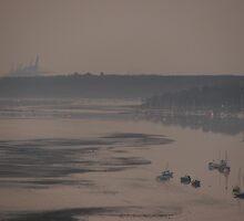 'Orwell Dawn', Wherstead, Ipswich, Suffolk by wiggyofipswich